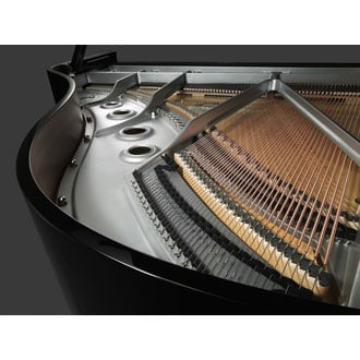 C2X Yamaha Medium Grand Piano Chrome