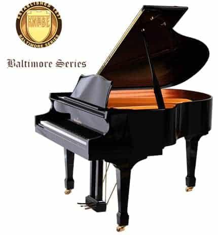 Wm. Knabe & Co. WG 54 Baby Grand Piano