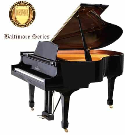 Wm. Knabe & Co. WG 61 Grand Piano