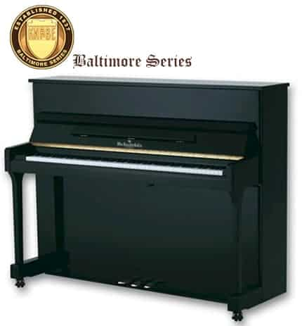 WV 115 upright piano