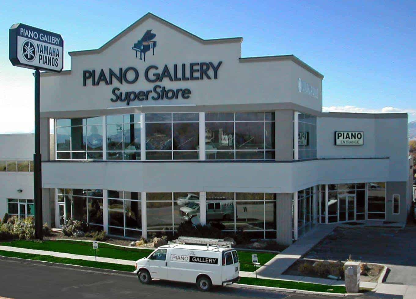 Piano Store Utah