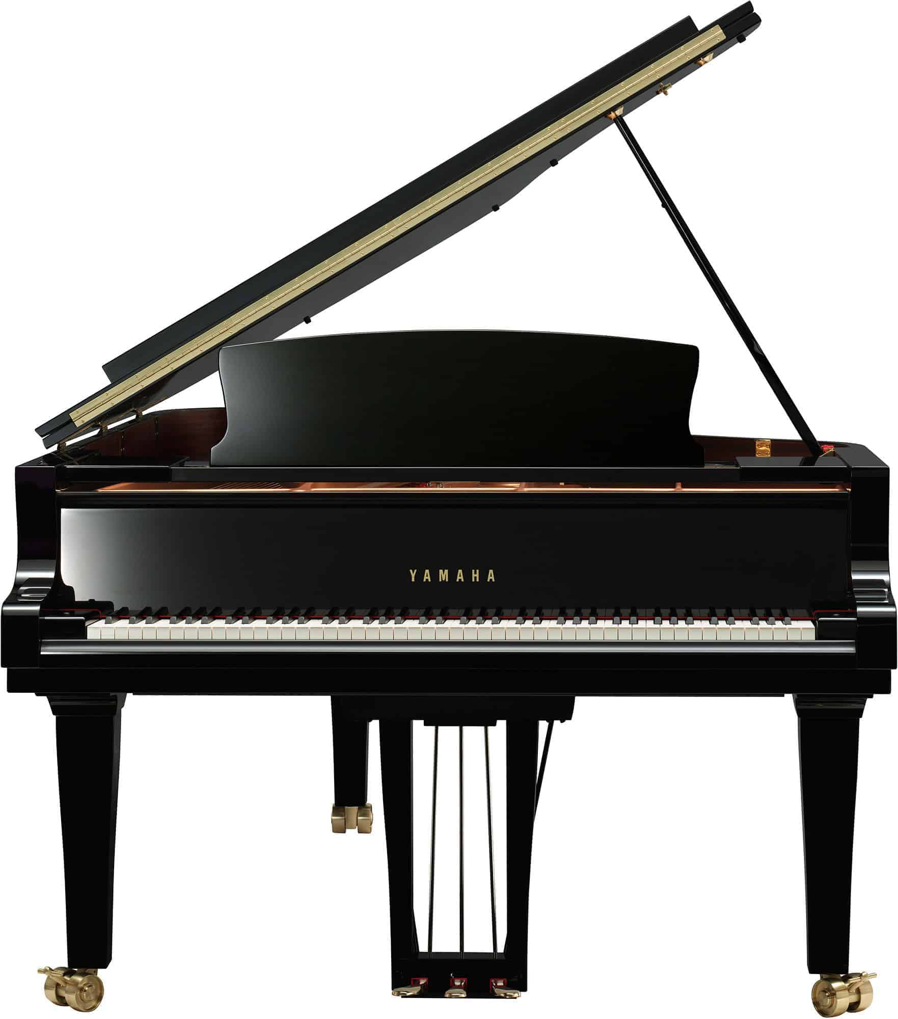 Yamaha s7x grand piano play it today at piano gallery of for Royal pianos
