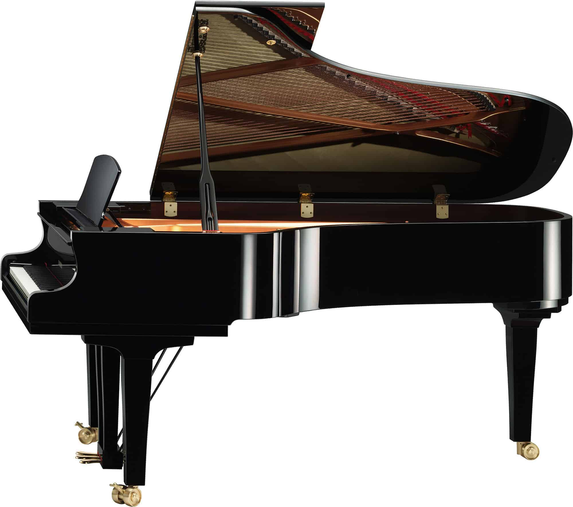 Yamaha s7x grand piano play it today at piano gallery of for Yamaha grand piano sizes
