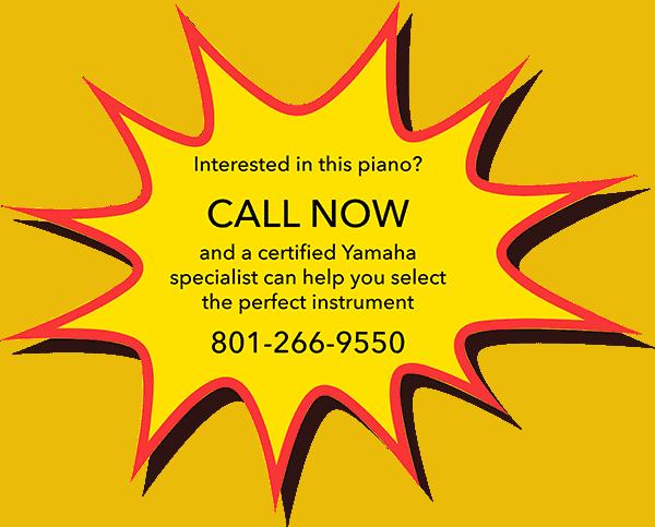 Yamaha Clavinova Dealer in Utah