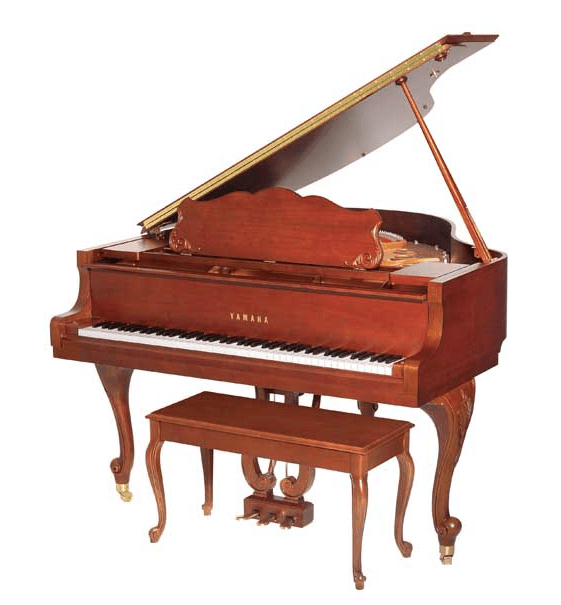 French Provincial Piano Style