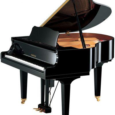 Yamaha DGB1K ENST Disklavier Baby Grand Piano