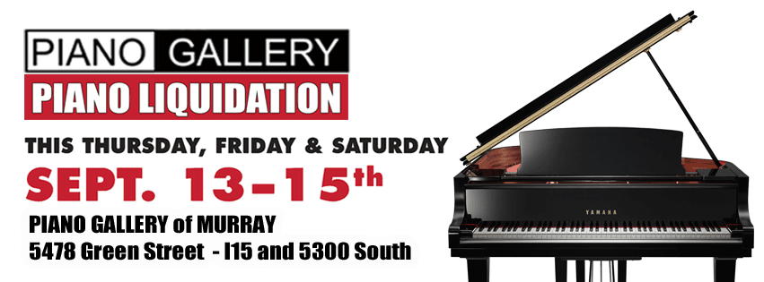 6 Pianos to Look for at our Piano Sale This Weekend