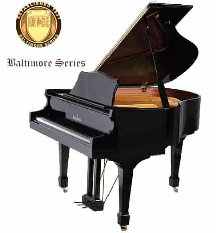 WG 50 Baby Grand Piano