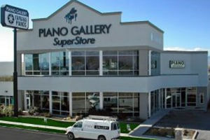 piano gallery superstore store Murray Utah
