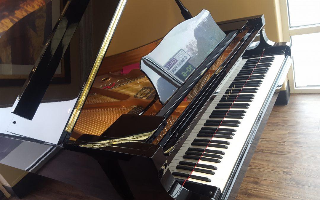 "Awesome Used Yamaha C6 6'11"" Semi-Concert Grand Piano!!"