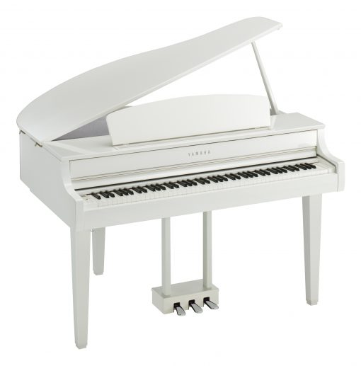 Yamaha Clavinova CLP-765 Polished White Piano